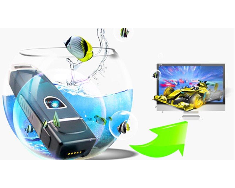 JWM-WM 5000V5 Güvenlik Devriye Tur Sistemi